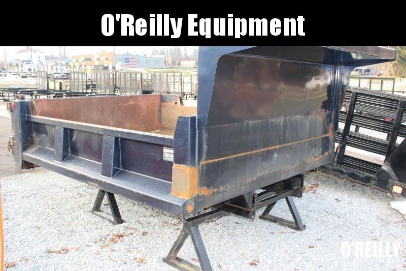 2000 Galion 152U Dump Bed Used