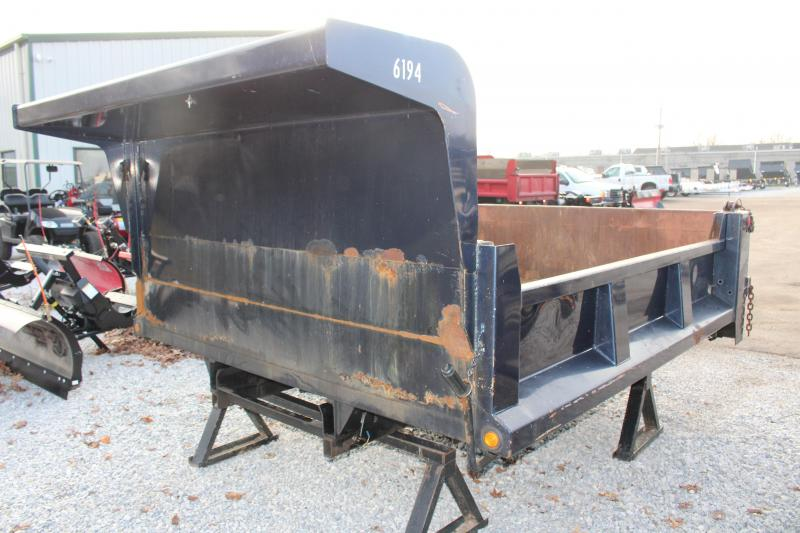 2000 Galion 152U Dump Bed Used