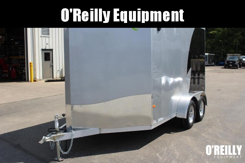2021 NEO  NAM 7' x 12' Motorcycle Trailer - 7' Interior Height