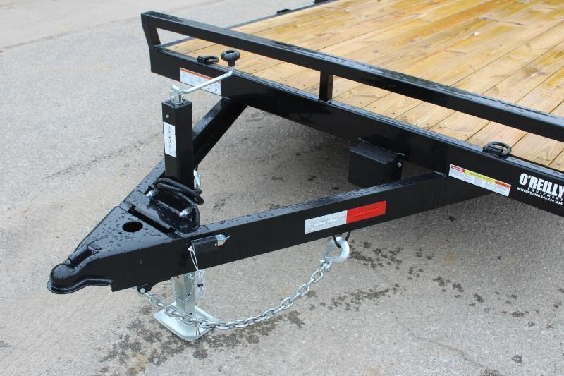 2021 Sure-Trac 7' x 18' Car Hauler - 10000# GVW