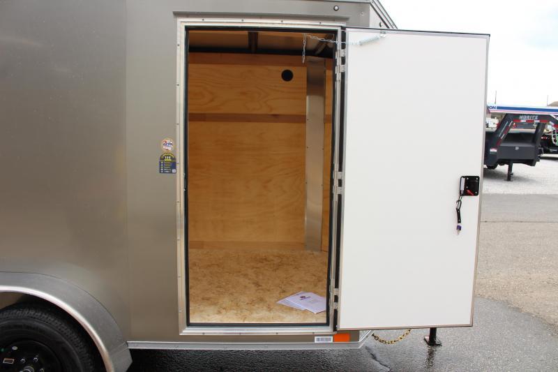 2022 United XLV 6' x 12' Enclosed Trailer - 6' Interior Height -Ramp Door -7,000lb GVWR