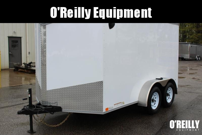 2021 United Trailers XLV 7 x 12 Enclosed Cargo Trailer
