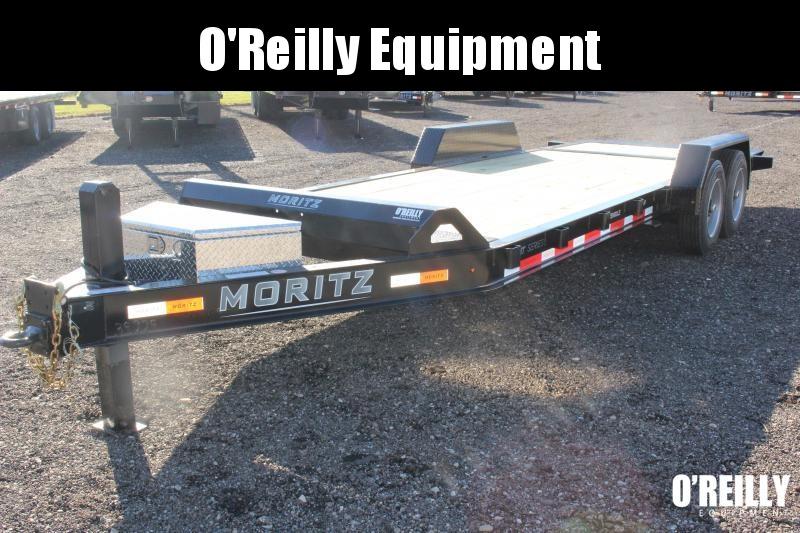 2021 Moritz International ELBH-22 HT 16000 Equipment Trailer