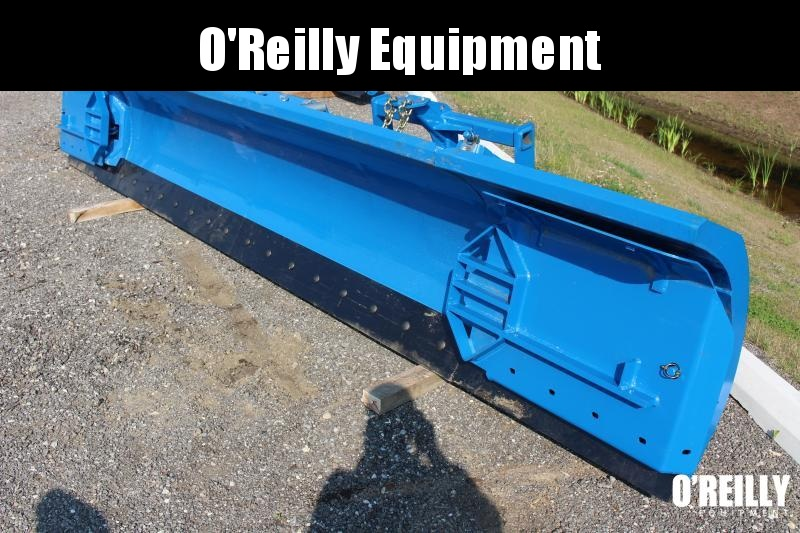 2021 DANIELS 16' WING PLOW WITH PUSHER KIT SNOW PLOW