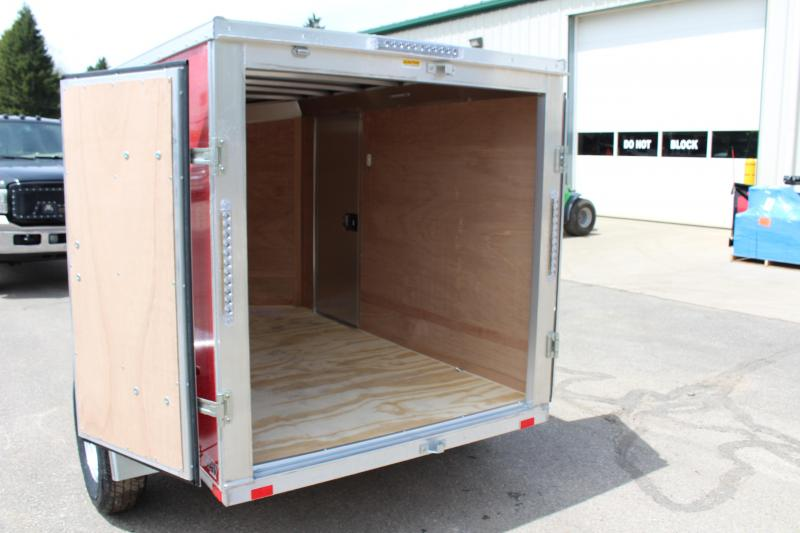 2020 NEO Trailers NAV 5 x 8  Enclosed Cargo Trailer