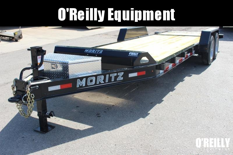 2020 Moritz International ELBH-22 HT 16000 Equipment Trailer