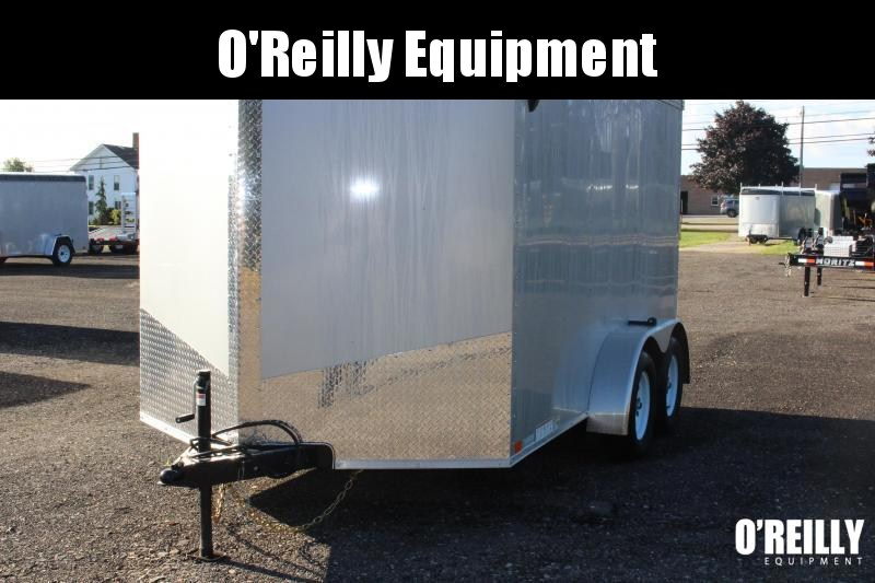 2021 United XLV 7' x 12' Enclosed Trailer - 7000# GVW