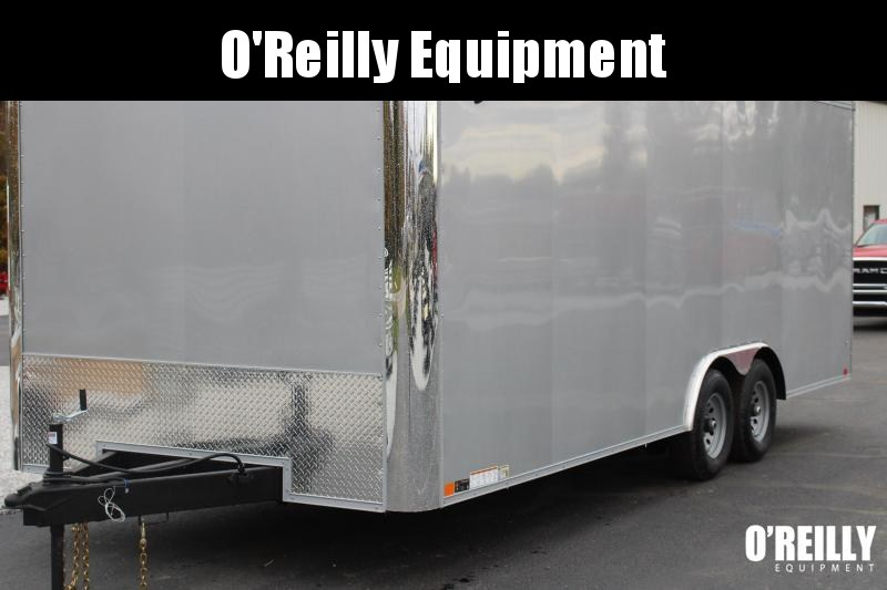 2021 United Trailers XLT 8.5 x 22  Enclosed Cargo Trailer