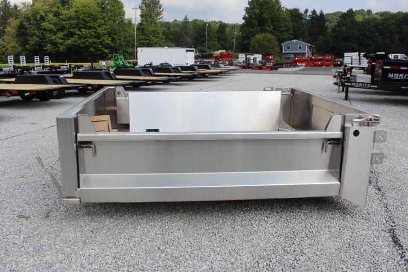 """2021 Galion 103USDDS-9 - Stainless - Dump Body - 84"""" CA, Drop Sides"""