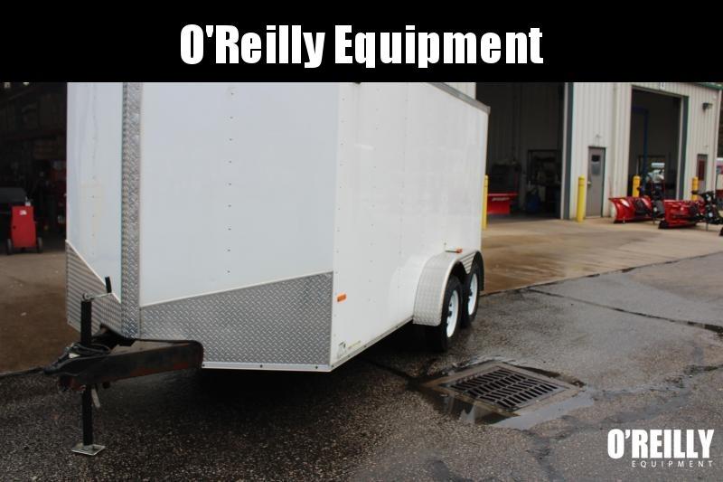 2016 RC Trailers RWT 7X14TA2 Enclosed Cargo Trailer