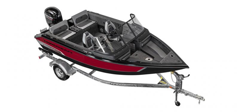 2022 Princecraft SPORT 172 MAX Fishing Boat with 115hp Mercury