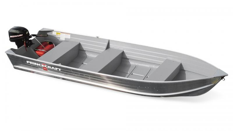 2022 Princecraft Scamper 14 Fishing Boat