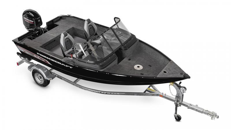 2022 Princecraft Holiday 162 DLX WS MAX Fishing Boat
