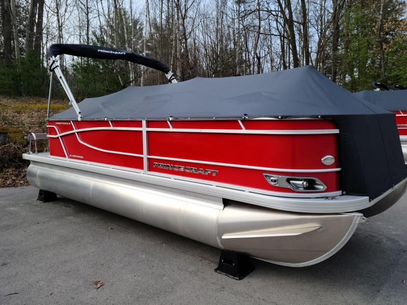 2021 Princecraft Sportfisher 21-2S Pontoon Boat