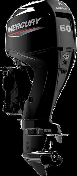 2022 Mercury 60 EFI Outboard Motors