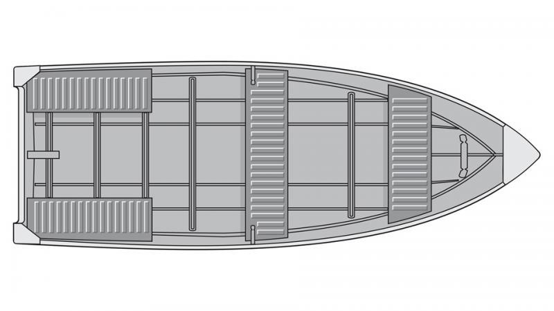 2022 Princecraft Fisherman 14 with Mercury 9.9 MH