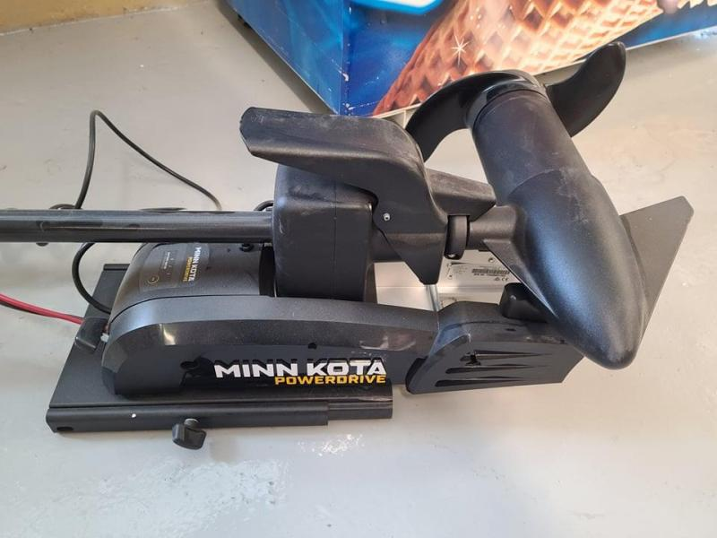"2021 Minn Kota Powerdrive V2 55lbs 54"" Outboard Motors"