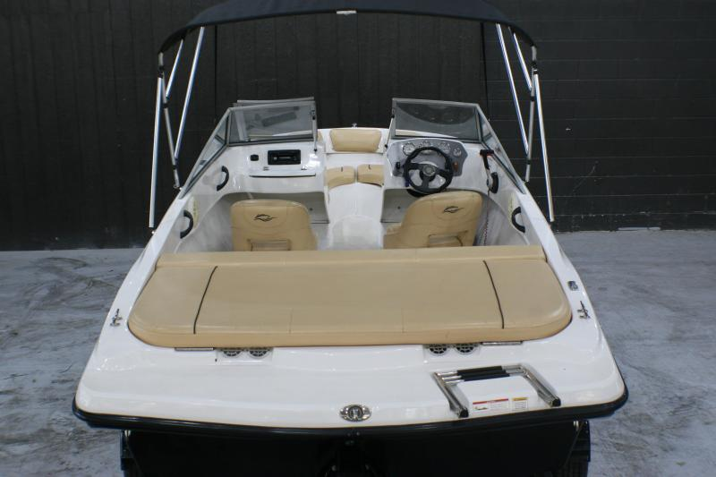2010 Rinker 186 Captiva Runabout Boat