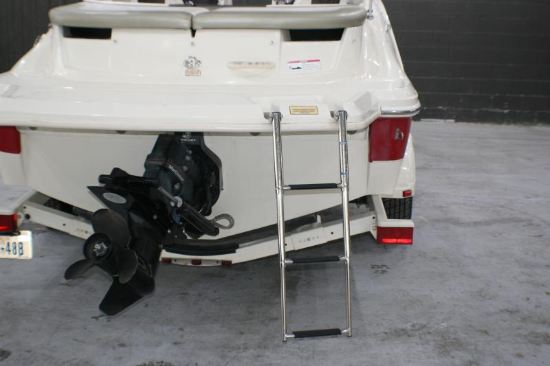 2006 Sea Ray 185 Sport Runabout Boat