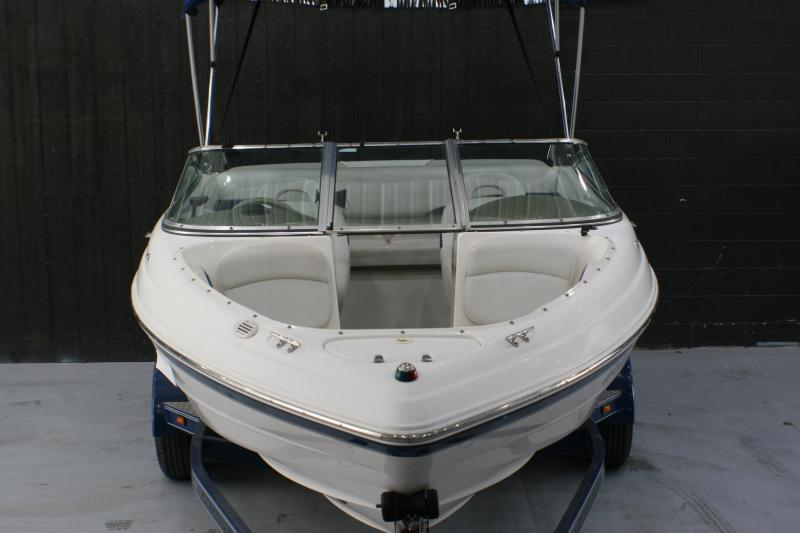 2002 Chaparral 183 SS Runabout Boat