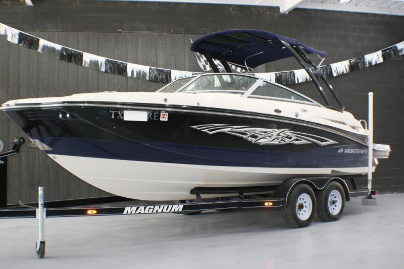 2013 Monterey Boats M3-MXS Ski/Wakeboard