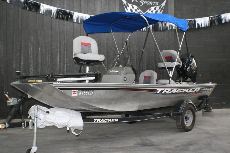 2017 Tracker Marine Pro 160 Fishing Boat