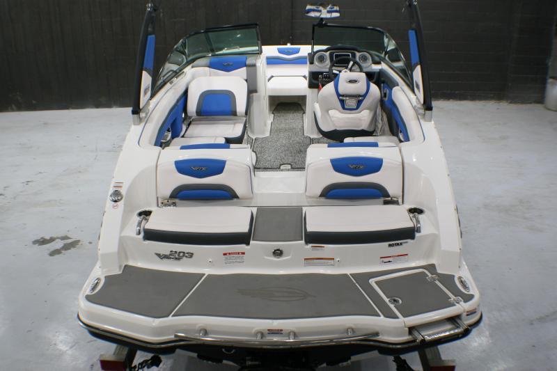 2019 Chaparral Vortex 203 VRX Jet Boat