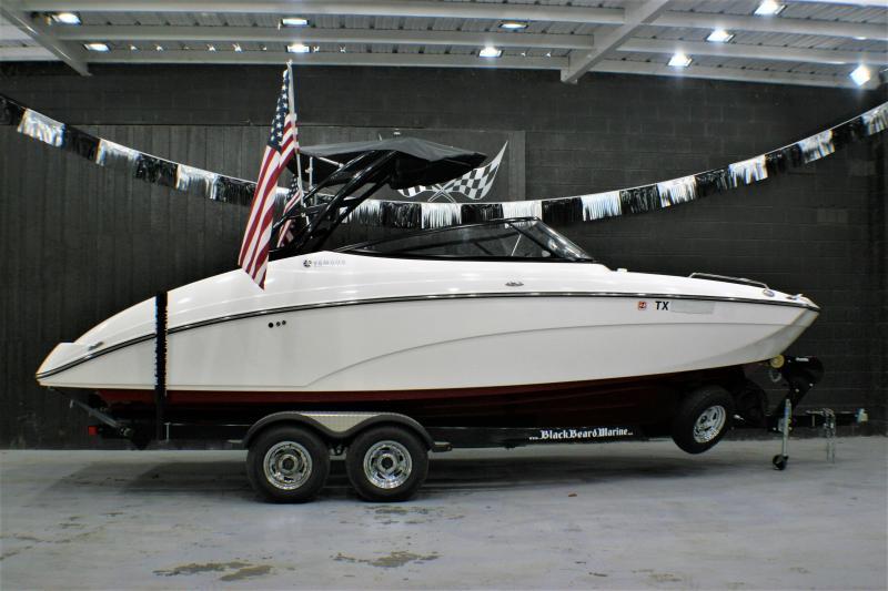 2017 Yamaha AR240 Jet Boat