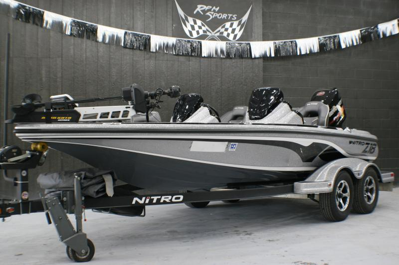 2018 Nitro Z18 Fishing Boat