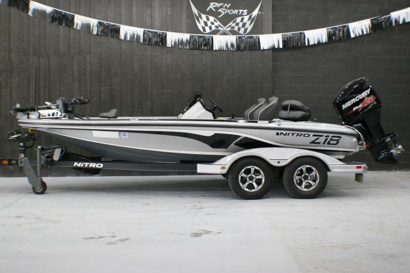 2018 Nitro Z18 Fishing Boat