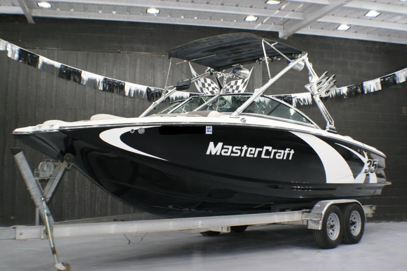 2011 Mastercraft X35SS Ski/Wakeboard