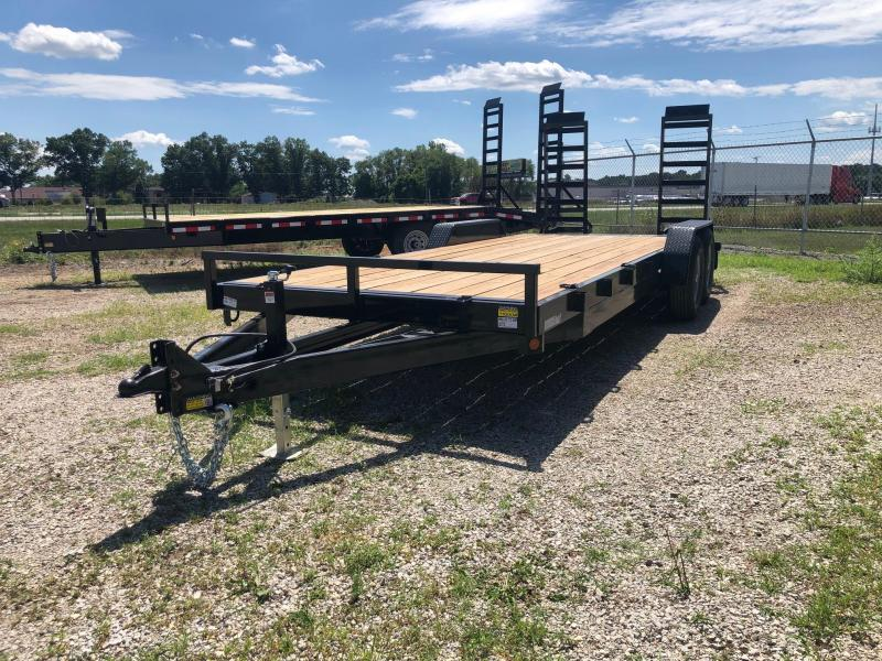 "2021 Quality Steel 83""X20' 14K GVWR Equipment Trailer $4680"