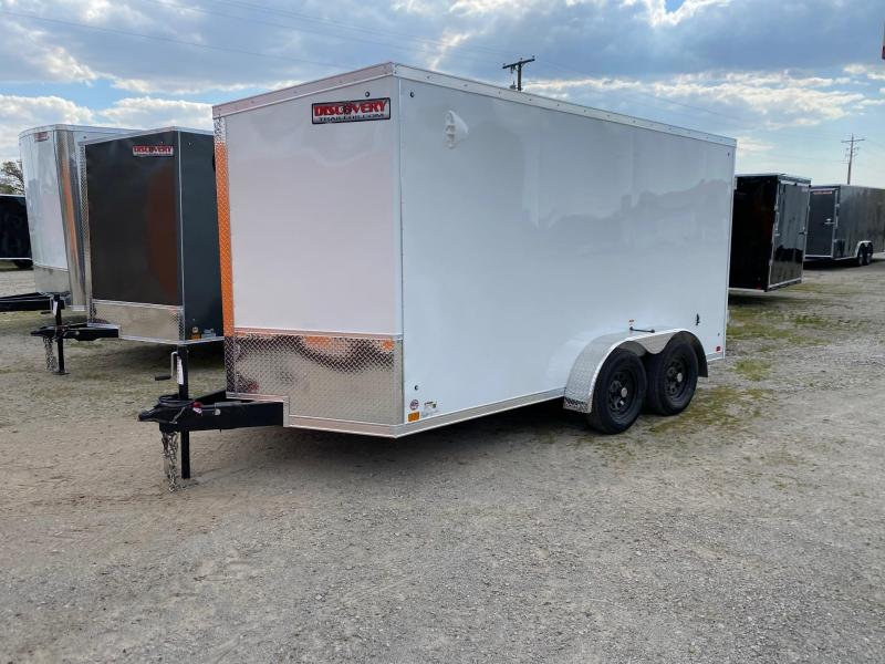2022 Discovery Rover SE 7x14 Enclosed Cargo Trailer Enclosed Cargo Trailer  $7040