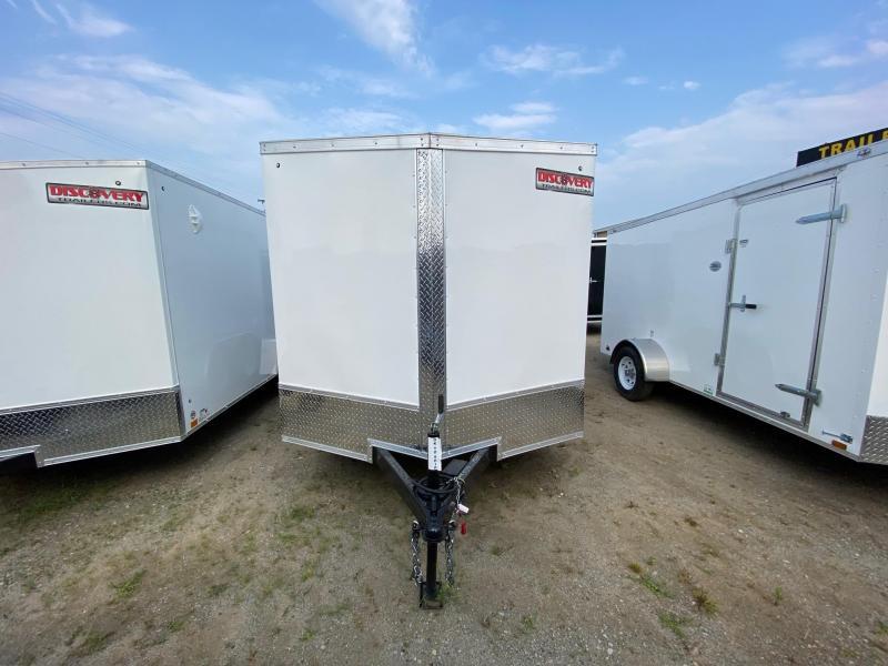 2022 Discovery Rover ET 6X12 7K GVWR Cargo Trailer $6300