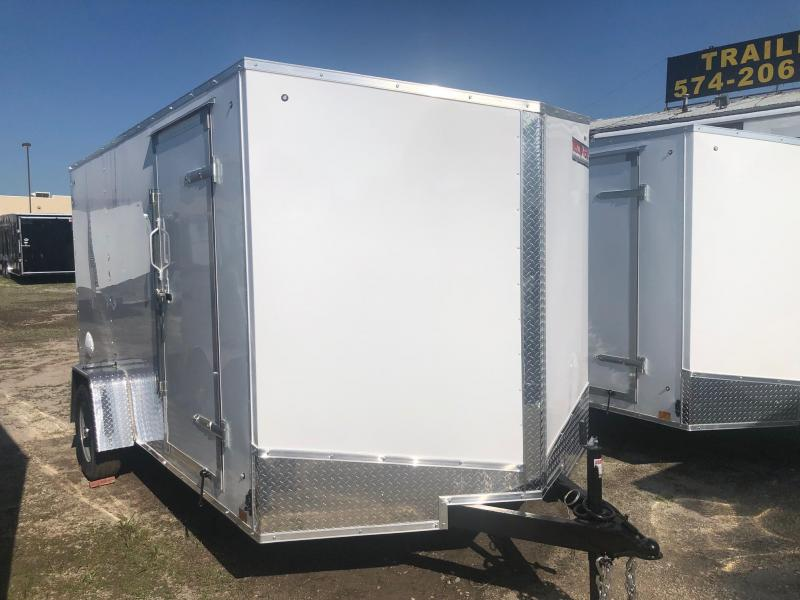 2021 Discovery Rover ET 7X12 Single Axle Trailer $3450