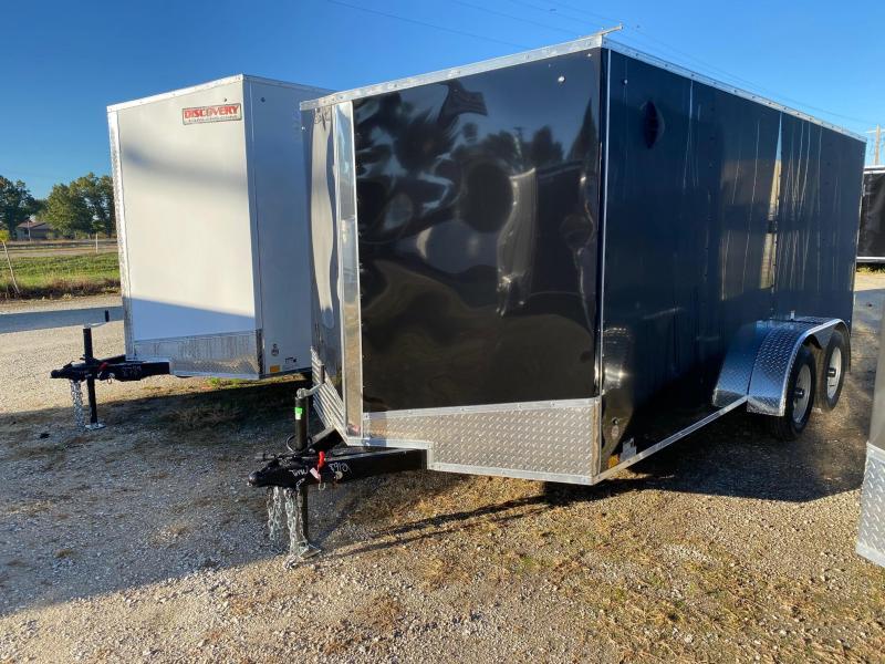 2021 Discovery Rover ET 7X16 7K GVWR Cargo Trailer $4550