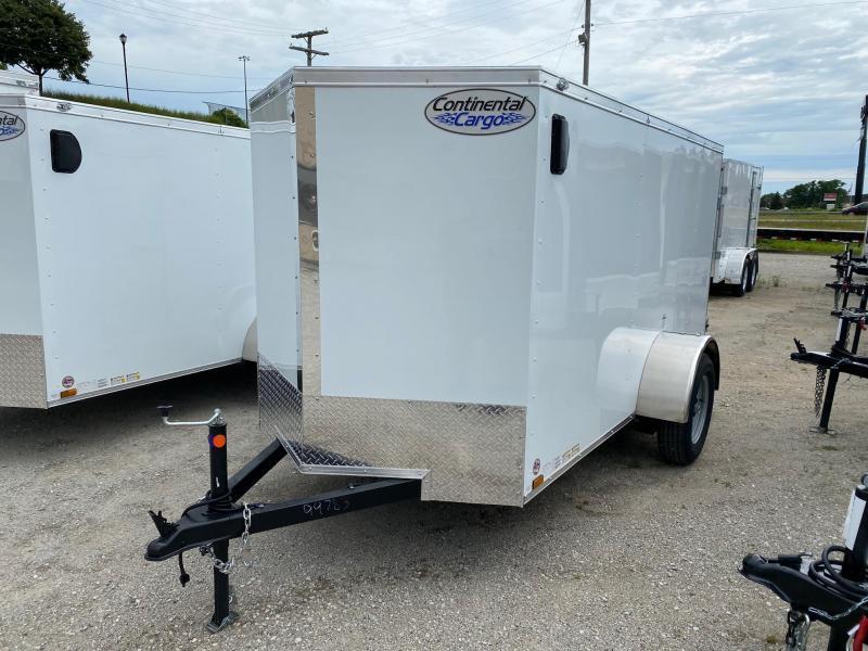 2022 Continental Cargo VHW Enclosed Cargo Trailer $3700