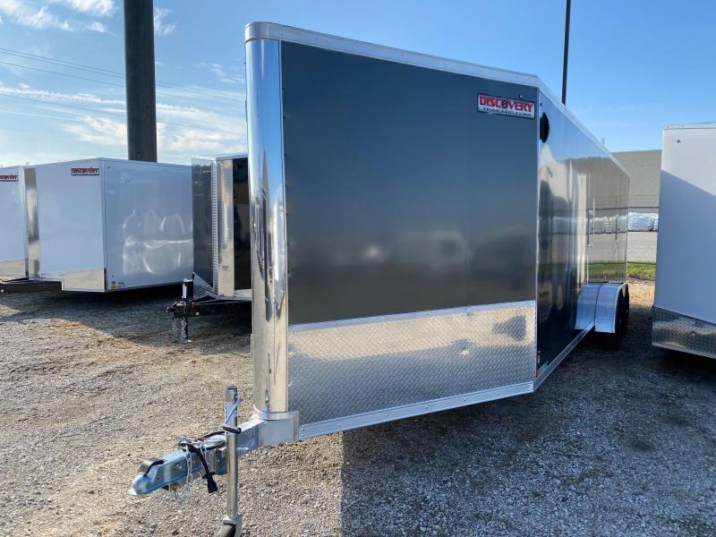 2021 Discovery Aerolite 7x29 7K GVWR Snowmobile Trailer $9497