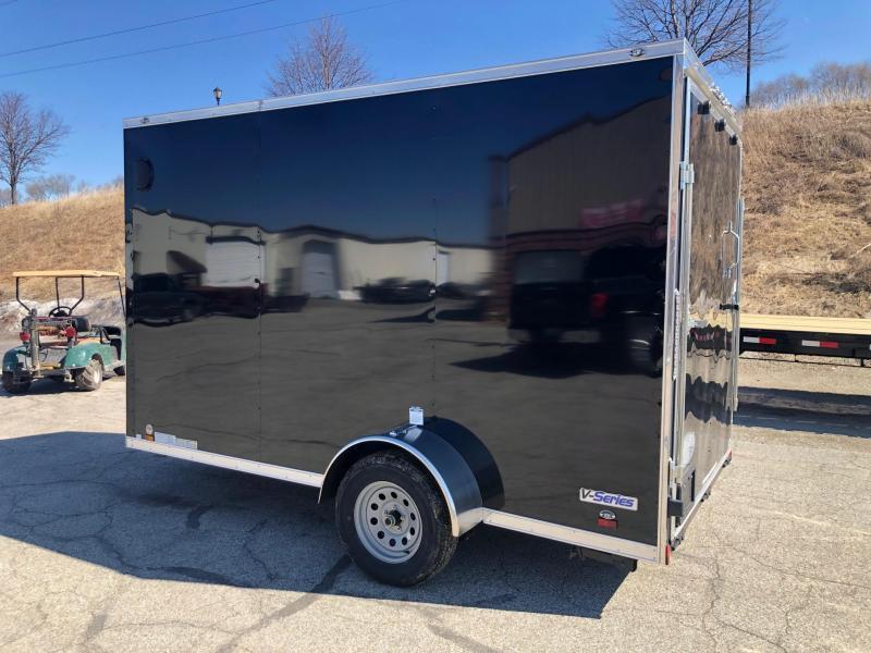 2021 Continental V-Series 6.5X12 Single Axle Cargo Trailer $3286
