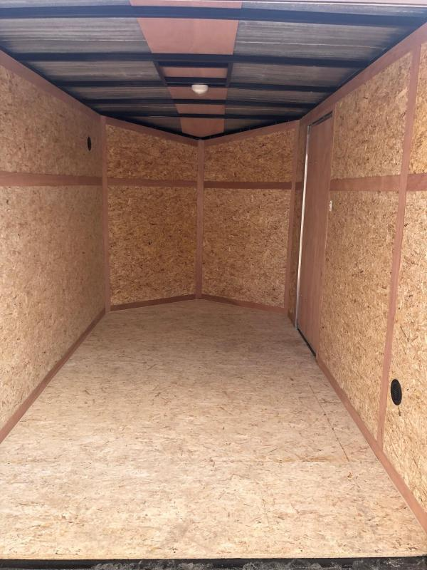 2022 Discovery Rover ET 7X12 Single Axle Trailer $5000