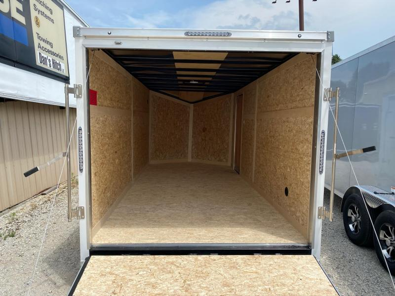 2022 Stealth Mustang 7x16 Enclosed Cargo Trailer $6800