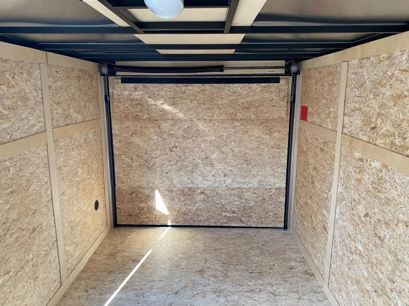 2022 Stealth Trailers Mustang 7x12 Enclosed Cargo Trailer $5350