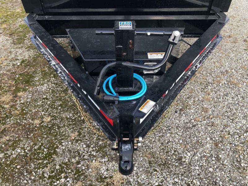 """2022 PJ DL 83""""X14' 14K GVWR Dump Trailer $9995"""