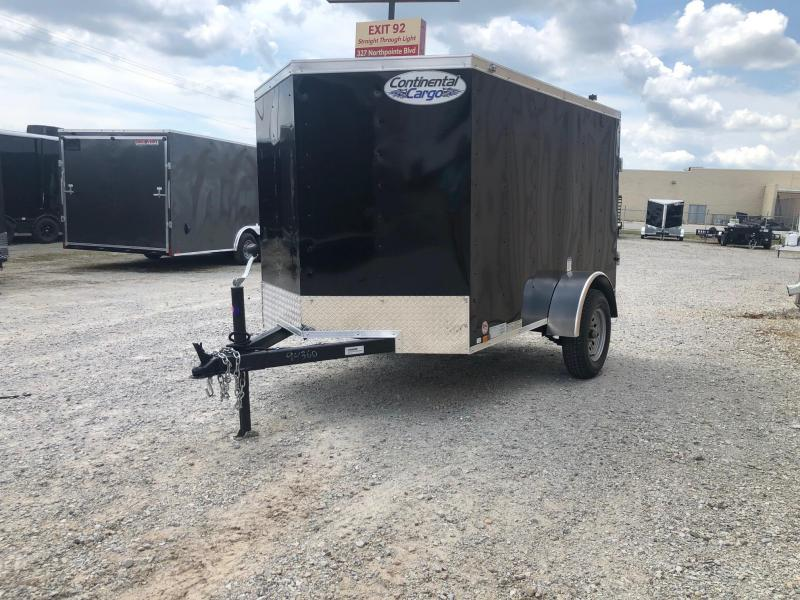 2021 Continental RS Series 5X8 Cargo Trailer $1795