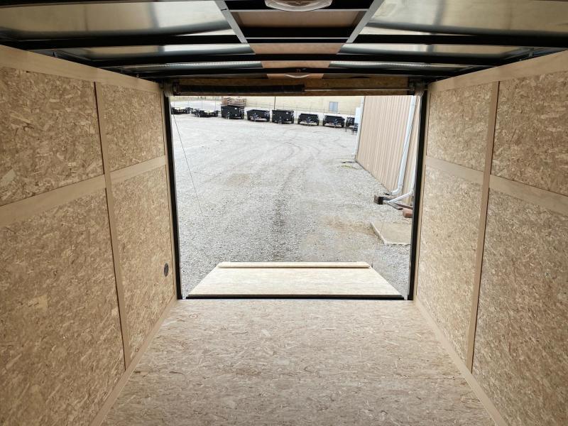 2022 Discovery Rover ET 7X12 7K GVWR Cargo Trailer $6150