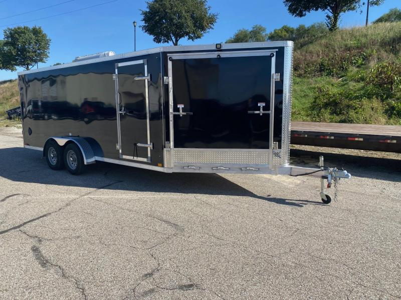 2021 Discovery Aerolite 7X23 7K GVWR Snowmobile Trailer $10900