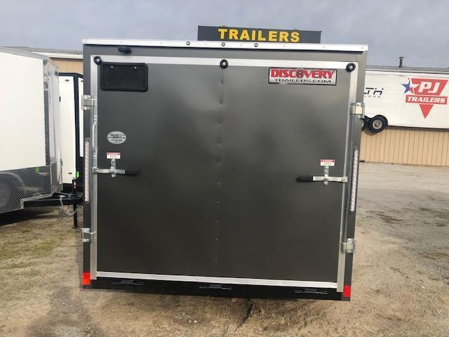 2021 Discovery Rover ET 7X14 7K GVWR Cargo Trailer  $4100