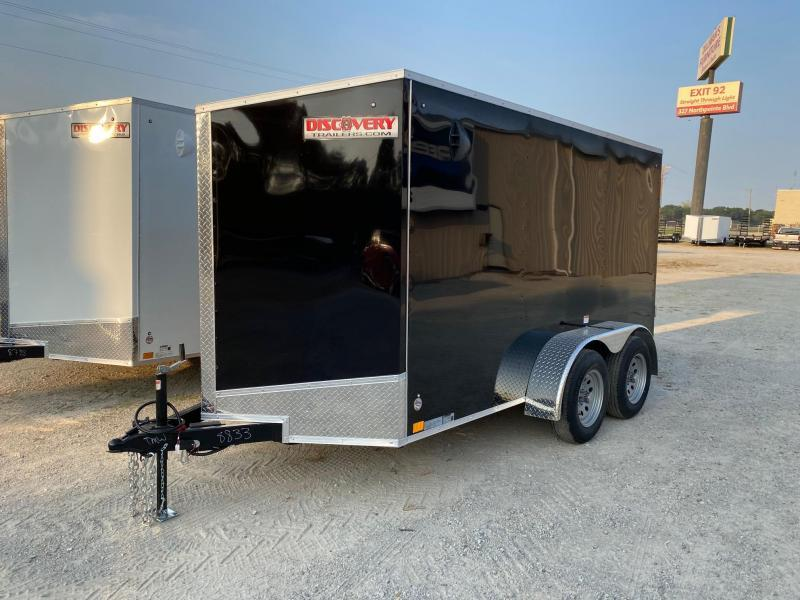 2021 Discovery Rover ET 6X12 7K GVWR Enclosed Cargo Trailer $4200