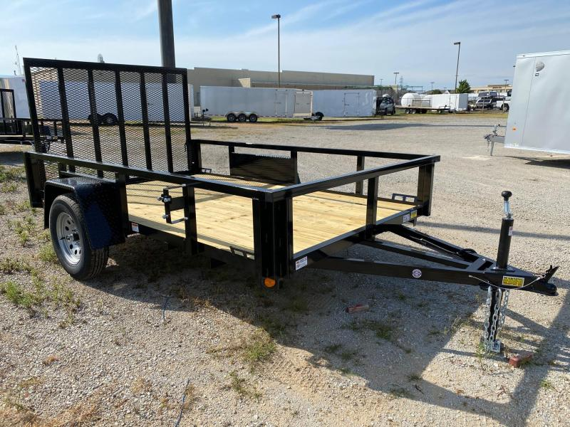 2021 Quality Steel 6X10 Utility Trailer  $1640