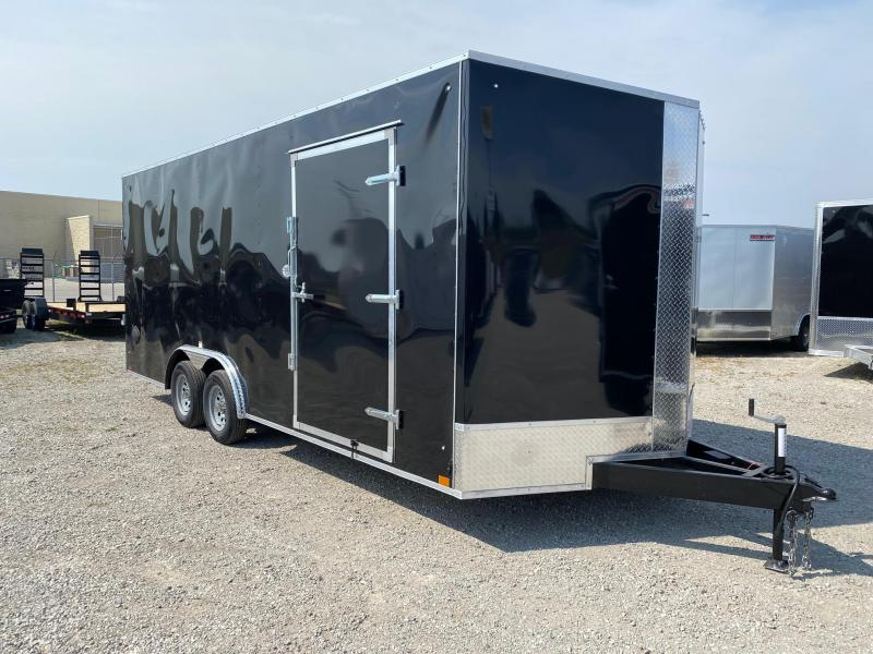 2022 Discovery Challenger ET 8.5X20 7K GVWR Enclosed Car Trailer  $9250